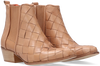 Beige NOTRE-V Booties 08B-201  - small