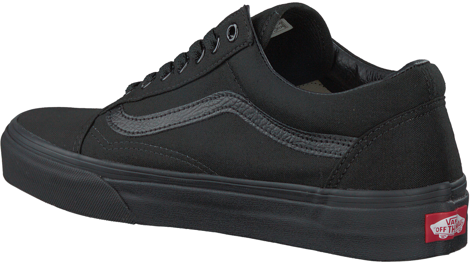 Black VANS Sneakers OLD SKOOL MEN - Omoda.com