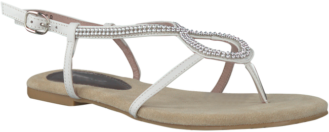 White MALUO Sandals 4758 - large