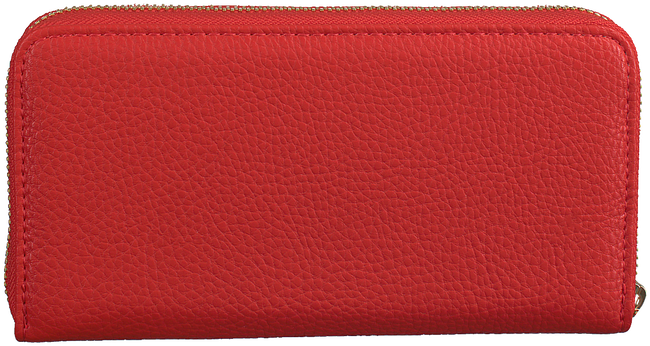 Red LIU JO Wallet ZIP AROUND GRANDE MINORCA - large