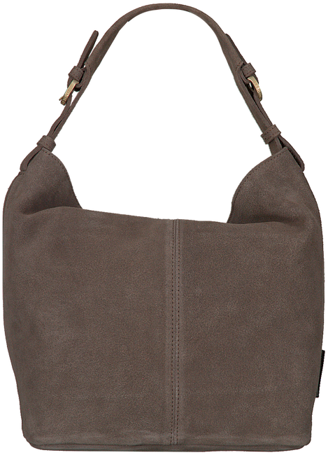Taupe FRED DE LA BRETONIERE Shoulder bag 232010073  - large