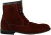 Red FLORIS VAN BOMMEL Ankle boots 10582 - small