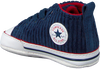 Blue CONVERSE Baby shoes CHUCK TAYLOR ALL STAR FIRST ST - small