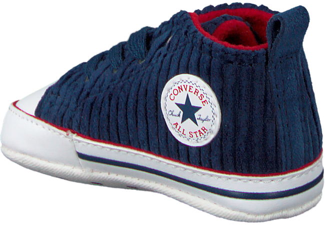 Blue CONVERSE Baby shoes CHUCK TAYLOR ALL STAR FIRST ST - large