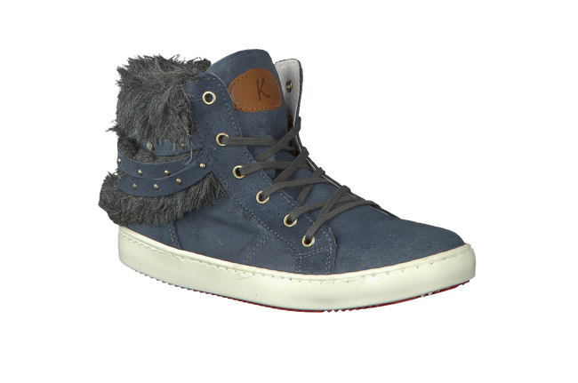 Blue KANJERS Sneakers 4889 - large