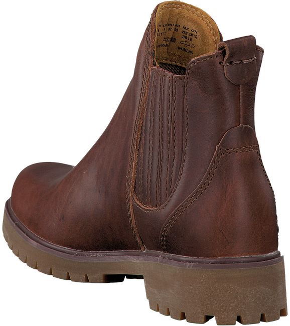 Cognac TIMBERLAND Chelsea boots LYONSDALE CHELSEA - large