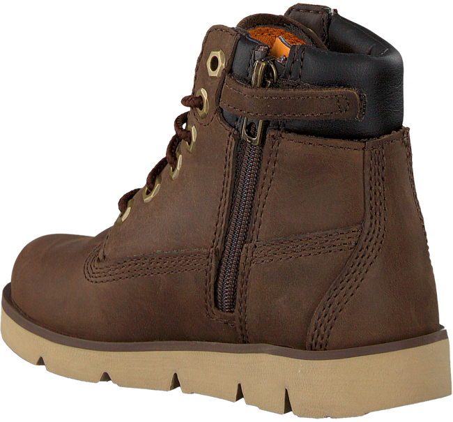 Brown TIMBERLAND Lace-up boots RADFORD 6 BOOT KIDS - large