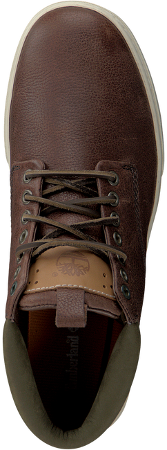 Brown TIMBERLAND Ankle boots ADVENTURE 2.0 CUPSOLE CHUKKA - large