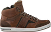 Brown BJORN BORG Sneakers GILLES MID KIDS - small