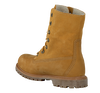 Camel TIMBERLAND Ankle boots AUTHENTICS TEDDY FLEECE - small