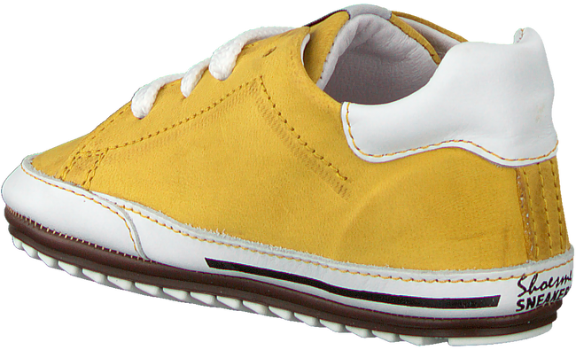 Yellow SHOESME Baby shoes BP20S024  - large
