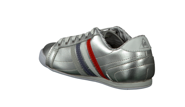 Silver LE COQ SPORTIF Sneakers ELISA LOW JR - large