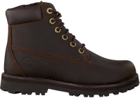 Brown TIMBERLAND Lace-up boots COURMA KID TRADITIONAL 6  - medium