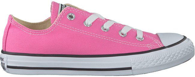 Pink CONVERSE Sneakers CHUCK TAYLOR ALL STAR OX KIDS - large