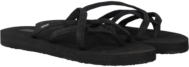 Black TEVA Sandals OLOWAHU - large