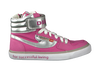Pink DIESEL Sneakers REVOLUTION CLAW - small