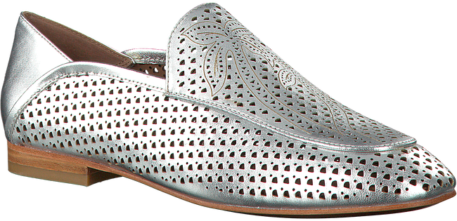 Silver LOLA CRUZ Loafers 113Z10BK - large
