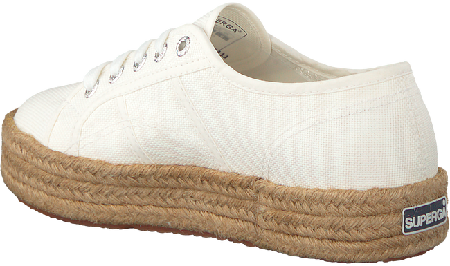 White SUPERGA Espadrilles SUPERGA S00CF20 - large