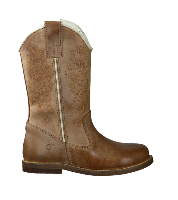 Cognac OMODA High boots 4965 - large