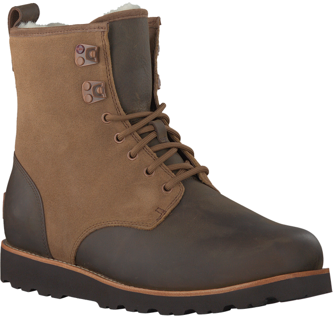 Brown UGG Ankle boots HANNEN TL - large