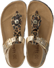 Gold KIPLING Sandals LULU - small
