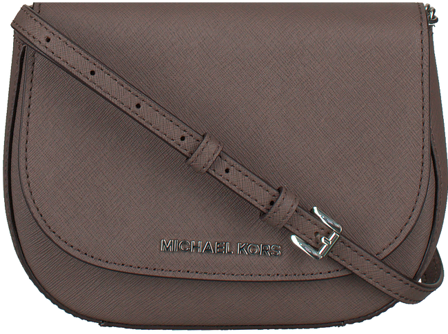 Taupe MICHAEL KORS Shoulder bag JET SET TRAVEL SM CROSSBODY - large