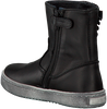 Black OMODA High boots 4286 - small