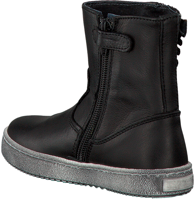 Black OMODA High boots 4286 - large