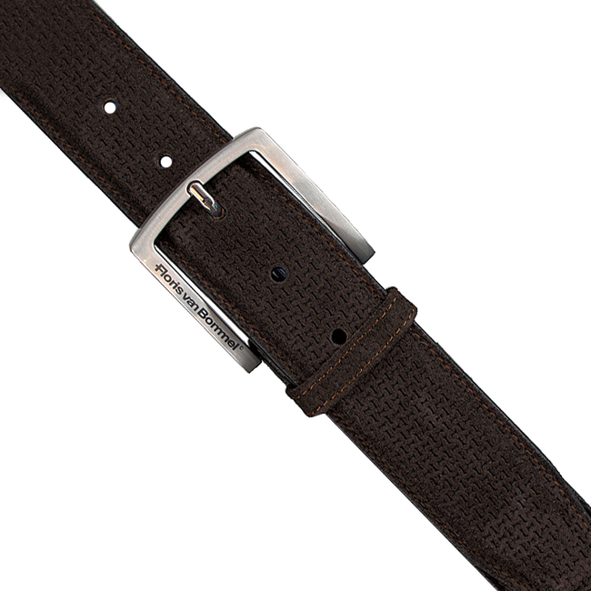 Brown FLORIS VAN BOMMEL Belt 75189 - large