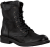 Black MJUS Lace-up boots 971243 SOLE PAL - small