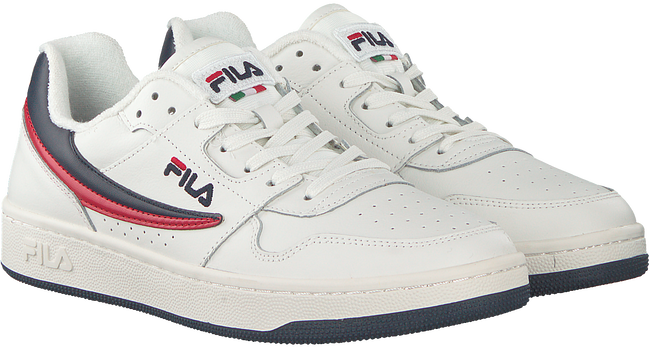 White FILA Sneakers ARCADE LOW MEN  - large