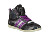 Black QUICK Sneakers QUEBEC MID JR LACE 4 - small