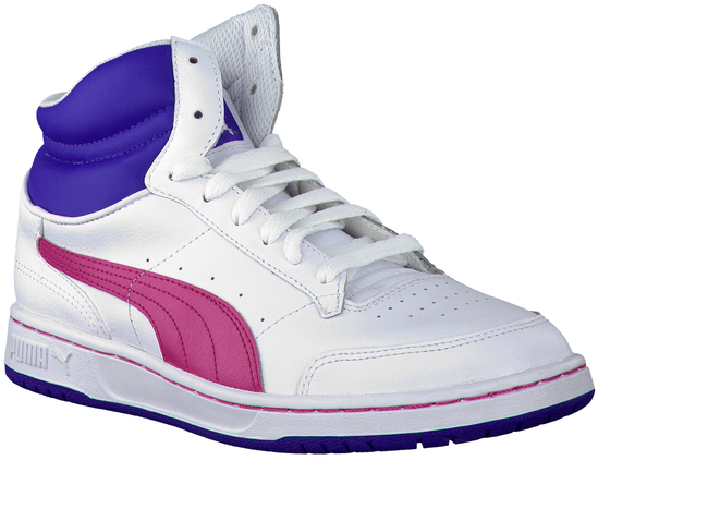 White PUMA Sneakers 353999 - large