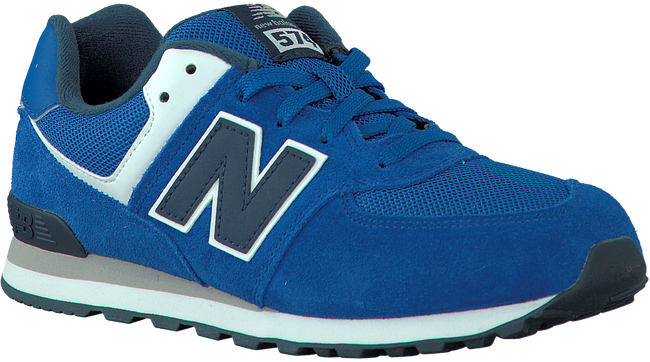Blue NEW BALANCE Sneakers KL574 - large