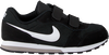 Black NIKE Sneakers MD RUNNER 2 (PSV) - small