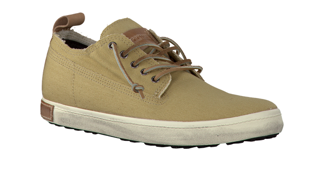 Beige BLACKSTONE Sneakers FM07 - large