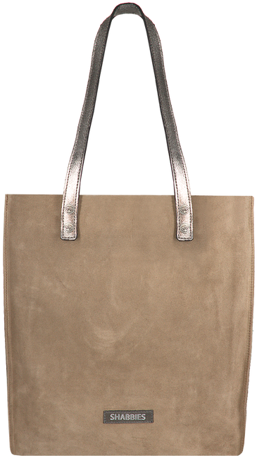 Taupe SHABBIES Shopper SHOPPER M  - large