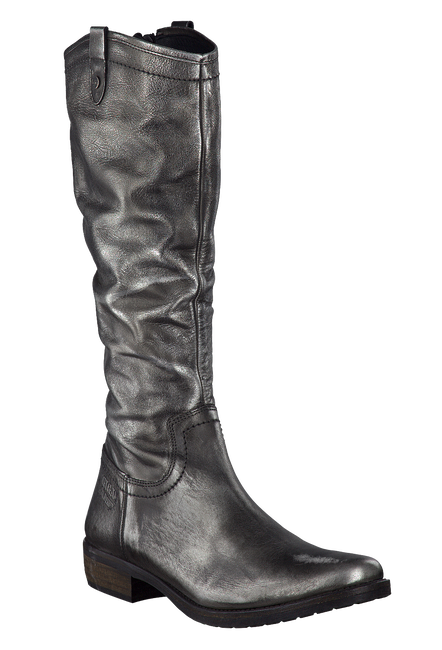 Silver GIGA High boots 2481 - large