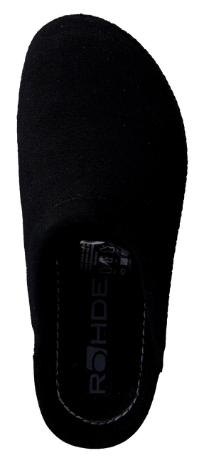 Black ROHDE ERICH Slippers 2292 - large