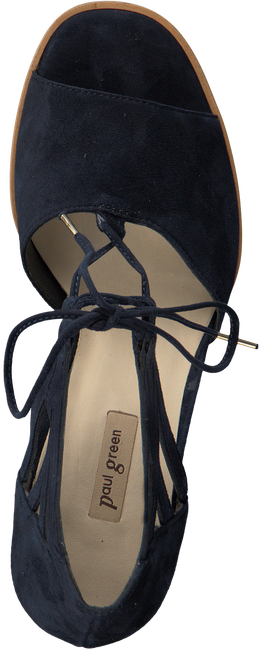 Blue PAUL GREEN Sandals 3564 - large