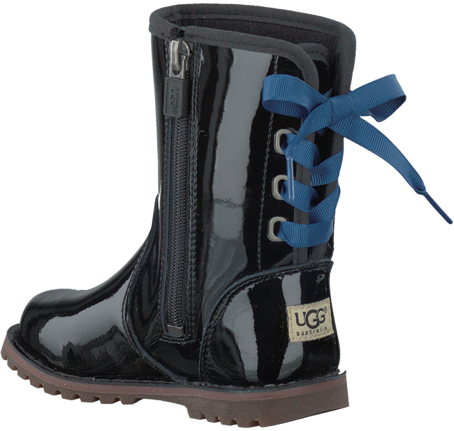 Black UGG High boots CORENE PATENT - large
