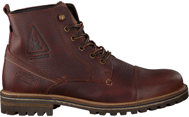 Brown GAASTRA Lace-up boots CAPE MID TMB FLT  - large
