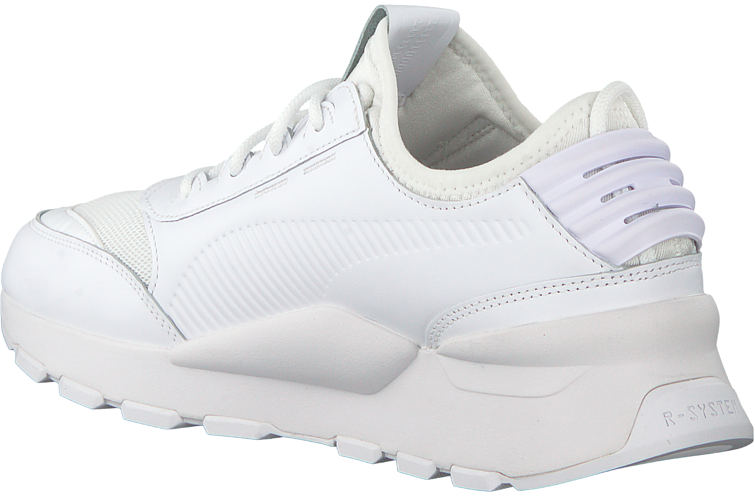 White PUMA Sneakers RS-0 SOUND HEREN - Omoda.com