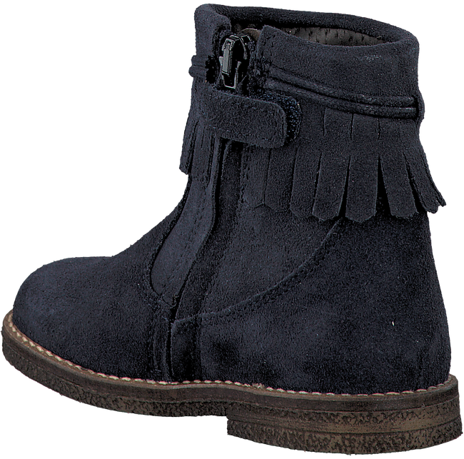 Blue LITTLE DAVID High boots FLAM 1 - large