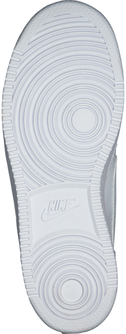 White NIKE Sneakers COURT BOROUGH LOW (KIDS) - large