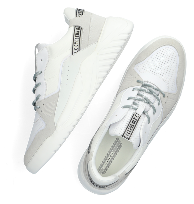 White CYCLEUR DE LUXE Low sneakers OREGON  - large