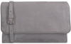 Grey PETER KAISER Clutch LIEKE - small