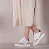 White WOMSH Low sneakers RUNNY  - small