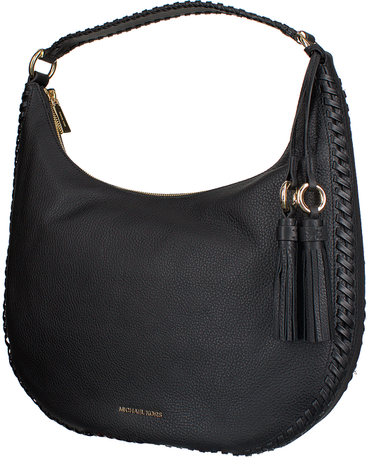 Black MICHAEL KORS Handbag LG SHLDR - large