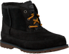 Black UGG Sneakers BRADLEY - small